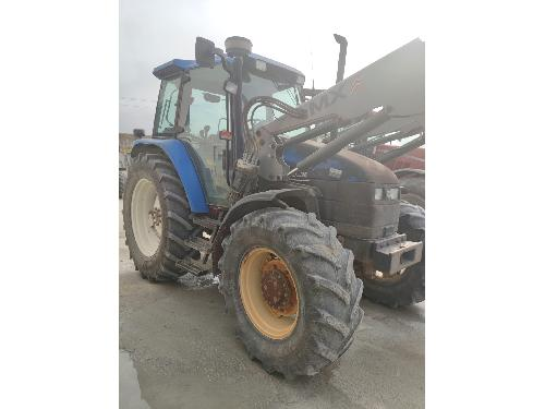 Tractores New Holland TRACTOR  CON PALA MX