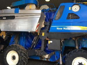 Vendimiadoras para el olivo New Holland VENDIMIADORA VX7090
