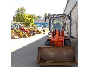 Venta de Excavadoras de Ruedas Kubota r420 usados