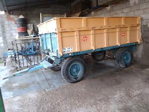 Comprar online Remolques agrícolas Ferca remolque 5000 kg de segunda mano