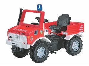 Comprar online Pedales Unimog todoterreno  bomberos de segunda mano