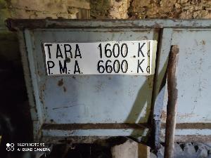 Verkauf von Landwirtschaftliche Anhänger Desconocida  gebrauchten Landmaschinen