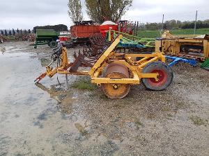 Verkauf von Grubber Unbekannt rodillo cultivador 3 metro + tripuntal gebrauchten Landmaschinen