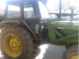 Tractores agrícolas John Deere 2140 John Deere