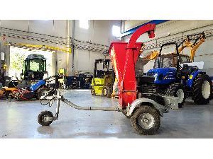 Verkauf von Mulchgerät TP Linddana biotrituradora  100 vm gebrauchten Landmaschinen