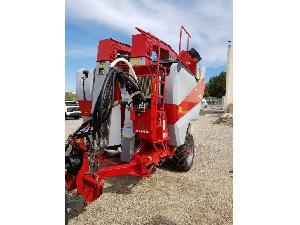 Verkauf von Traubenvollernter Alma vendimiadora arrastrada  selecta 3.3 gebrauchten Landmaschinen