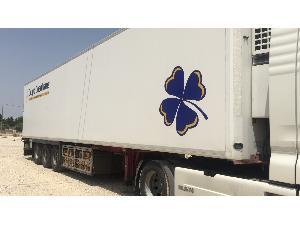Verkauf von Auflieger Lecitrailer semiremolque frigorifico gebrauchten Landmaschinen