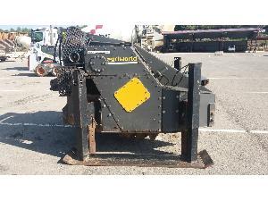 Verkauf von Absichern AgriWorld destoconadora ftcd 100,35 gebrauchten Landmaschinen