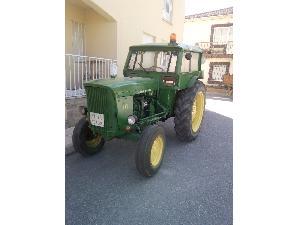 Verkauf von Oldtimer Traktoren John Deere tractor  717 gebrauchten Landmaschinen