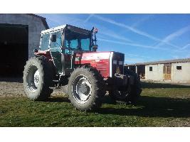 Tractores agrícolas  Massey Ferguson 399 ES