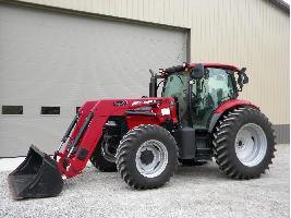 Tractores agrícolas Case IH Maxxum 125 Case IH