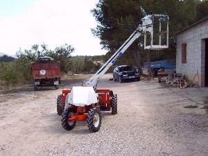Verkauf von Hebetechnik Perendreu mp-180 gebrauchten Landmaschinen