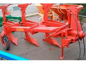 Verkauf von Gezeichnet Pflüge Quimel trisurco gebrauchten Landmaschinen