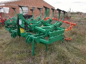 Verkauf von Meißel Pflüge (Grubber) RUIZ GARCIA J&J cultichisel 4m gebrauchten Landmaschinen