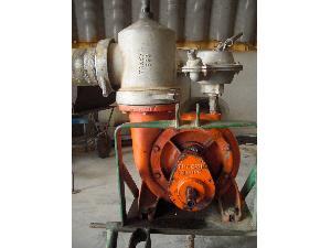 Verkauf von Die Pumpen für die Bewässerung Trasfil bomba  bc150 gebrauchten Landmaschinen