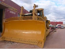 Bulldozers CATERPILLAR D10N Caterpillar