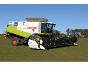 Verkauf von Heads Claas lexion 420 gebrauchten Landmaschinen