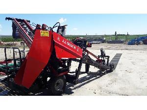 Verkauf von Heads JJ Broch j j broch 2009 gebrauchten Landmaschinen