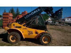Verkauf von Teleskoplader JCB 520/40 gebrauchten Landmaschinen