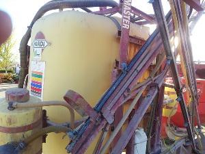 Verkauf von Tanks Hardi  gebrauchten Landmaschinen