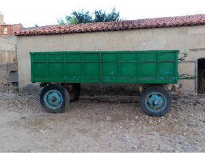 Verkauf von Container Unbekannt  gebrauchten Landmaschinen