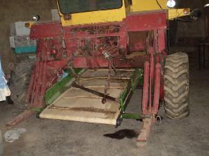Verkauf von Kombinieren Sie Hülsenfrüchte New Holland 1118 gebrauchten Landmaschinen