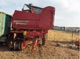 Cosechadoras de patatas un2100 Kverneland