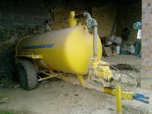 Verkauf von Güllebehälter Rigual  gebrauchten Landmaschinen