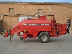 Verkauf von Pressen Giants Massey Ferguson 185seriell gebrauchten Landmaschinen