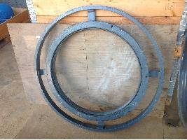 Enrolladores de riego Corona giratoria Ocmis R1/1 Ocmis