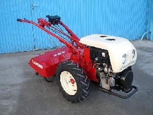 Verkauf von Motocultores Lander 314 gebrauchten Landmaschinen