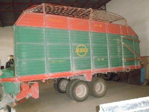 Verkauf von Ladewagen Juscafresa hercules aj 46 gebrauchten Landmaschinen
