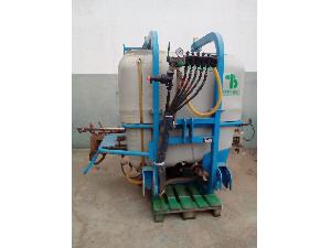 Verkauf von Pflanzenschutzspritzen Teyme  gebrauchten Landmaschinen