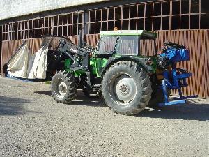 Verkauf von Recolector de frutos secos y aceituna Arcusin r-6 gebrauchten Landmaschinen