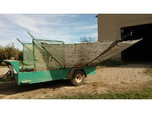Verkauf von Recolector de frutos secos y aceituna Puigdellivol  gebrauchten Landmaschinen
