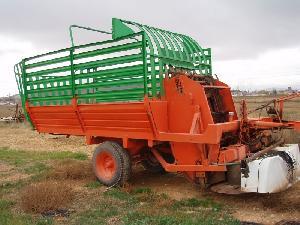 Verkauf von Ladewagen Morra  gebrauchten Landmaschinen