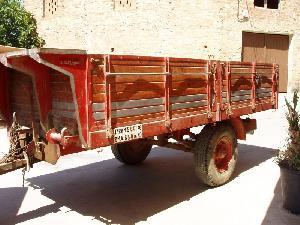 Verkauf von Kipper Unbekannt  gebrauchten Landmaschinen