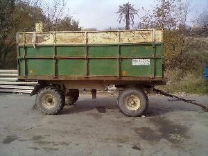 Verkauf von Kipper Unbekannt 7.000 kilos gebrauchten Landmaschinen