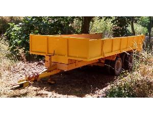 Verkauf von Kipper Unbekannt fabricaciÓn artesanal gebrauchten Landmaschinen