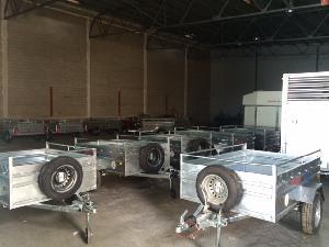 Verkauf von Landwirtschaftliche Anhänger HPL - YAGUE turismo y agricola gebrauchten Landmaschinen
