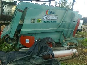 Verkauf von Remolques Unifeed Gilioli dessilmix 60 gebrauchten Landmaschinen