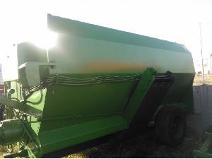 Verkauf von Remolques Unifeed Tatoma 16m gebrauchten Landmaschinen
