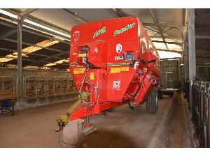 Verkauf von Remolques Unifeed Zago king 20 sd gebrauchten Landmaschinen