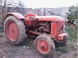Tractores Antiguos hanomag Barreiros