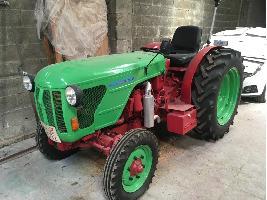 Tractores Antiguos R-350-S Barreiros