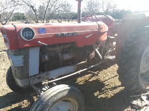 Verkauf von Oldtimer Traktoren Ebro 160 gebrauchten Landmaschinen