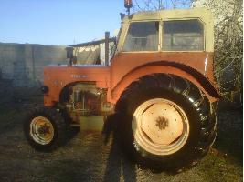 Tractores agrícolas R 545 Barreiros