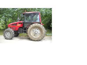 Verkauf von Traktoren Belarus 1221.4 gebrauchten Landmaschinen