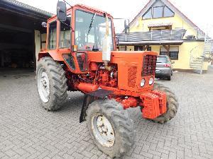 Verkauf von Traktoren Belarus mts 82 allrad traktor gebrauchten Landmaschinen