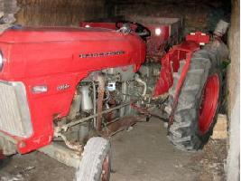 Tractores agrícolas 4000 Barreiros